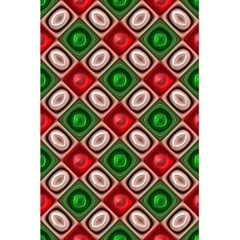 Gem Texture A Completely Seamless Tile Able Background Design 5.5  x 8.5  Notebooks