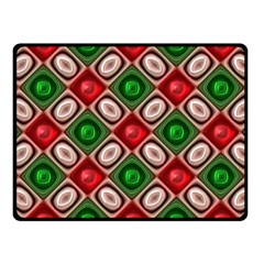 Gem Texture A Completely Seamless Tile Able Background Design Fleece Blanket (Small)