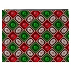 Gem Texture A Completely Seamless Tile Able Background Design Cosmetic Bag (xxxl)