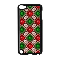 Gem Texture A Completely Seamless Tile Able Background Design Apple iPod Touch 5 Case (Black)