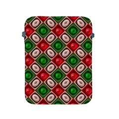 Gem Texture A Completely Seamless Tile Able Background Design Apple iPad 2/3/4 Protective Soft Cases