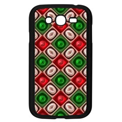 Gem Texture A Completely Seamless Tile Able Background Design Samsung Galaxy Grand Duos I9082 Case (black)