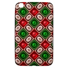 Gem Texture A Completely Seamless Tile Able Background Design Samsung Galaxy Tab 3 (8 ) T3100 Hardshell Case