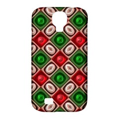 Gem Texture A Completely Seamless Tile Able Background Design Samsung Galaxy S4 Classic Hardshell Case (pc+silicone)