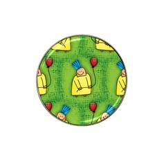 Party Kid A Completely Seamless Tile Able Design Hat Clip Ball Marker