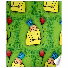 Party Kid A Completely Seamless Tile Able Design Canvas 20  X 24