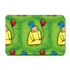 Party Kid A Completely Seamless Tile Able Design Small Doormat