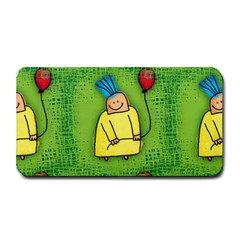 Party Kid A Completely Seamless Tile Able Design Medium Bar Mats