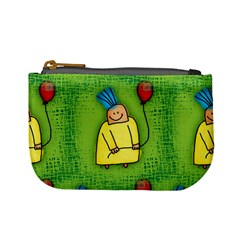 Party Kid A Completely Seamless Tile Able Design Mini Coin Purses
