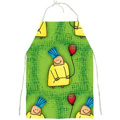 Party Kid A Completely Seamless Tile Able Design Full Print Aprons