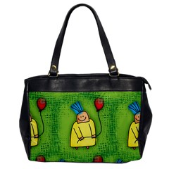 Party Kid A Completely Seamless Tile Able Design Office Handbags