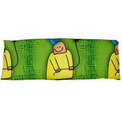 Party Kid A Completely Seamless Tile Able Design Body Pillow Case Dakimakura (two Sides)