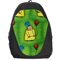 Party Kid A Completely Seamless Tile Able Design Backpack Bag