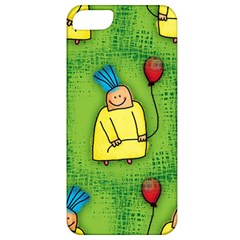 Party Kid A Completely Seamless Tile Able Design Apple Iphone 5 Classic Hardshell Case