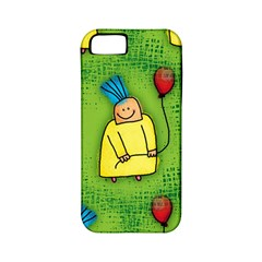 Party Kid A Completely Seamless Tile Able Design Apple Iphone 5 Classic Hardshell Case (pc+silicone)
