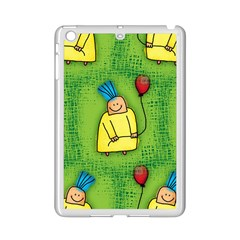 Party Kid A Completely Seamless Tile Able Design iPad Mini 2 Enamel Coated Cases