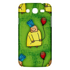 Party Kid A Completely Seamless Tile Able Design Samsung Galaxy Mega 5.8 I9152 Hardshell Case