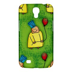 Party Kid A Completely Seamless Tile Able Design Samsung Galaxy Mega 6 3  I9200 Hardshell Case