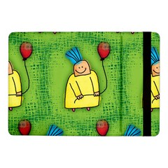 Party Kid A Completely Seamless Tile Able Design Samsung Galaxy Tab Pro 10.1  Flip Case