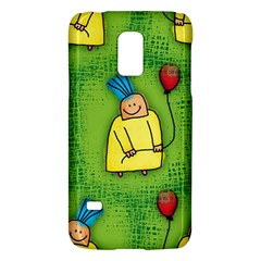 Party Kid A Completely Seamless Tile Able Design Galaxy S5 Mini