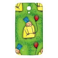 Party Kid A Completely Seamless Tile Able Design Samsung Galaxy Mega I9200 Hardshell Back Case