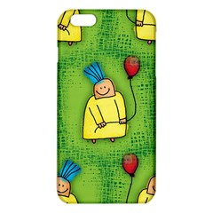 Party Kid A Completely Seamless Tile Able Design iPhone 6 Plus/6S Plus TPU Case