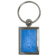 Water Drops On Car Key Chains (Rectangle)