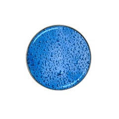 Water Drops On Car Hat Clip Ball Marker (4 Pack)