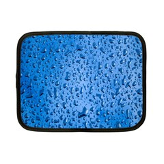 Water Drops On Car Netbook Case (Small)