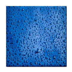 Water Drops On Car Face Towel
