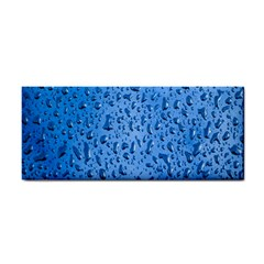Water Drops On Car Cosmetic Storage Cases