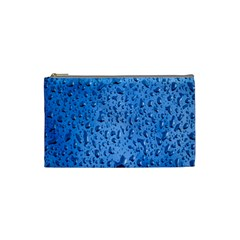 Water Drops On Car Cosmetic Bag (Small)