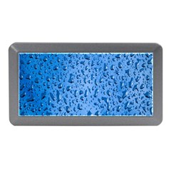 Water Drops On Car Memory Card Reader (Mini)