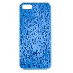 Water Drops On Car Apple Seamless Iphone 5 Case (color)
