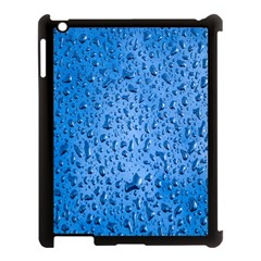 Water Drops On Car Apple iPad 3/4 Case (Black)