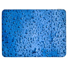 Water Drops On Car Samsung Galaxy Tab 7  P1000 Flip Case