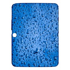 Water Drops On Car Samsung Galaxy Tab 3 (10 1 ) P5200 Hardshell Case
