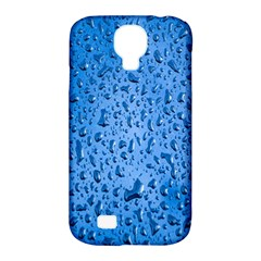 Water Drops On Car Samsung Galaxy S4 Classic Hardshell Case (pc+silicone)