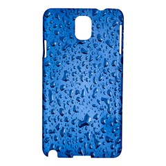 Water Drops On Car Samsung Galaxy Note 3 N9005 Hardshell Case