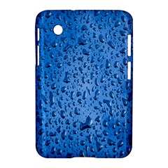 Water Drops On Car Samsung Galaxy Tab 2 (7 ) P3100 Hardshell Case