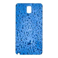 Water Drops On Car Samsung Galaxy Note 3 N9005 Hardshell Back Case