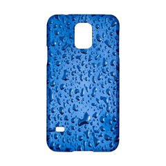 Water Drops On Car Samsung Galaxy S5 Hardshell Case