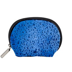 Water Drops On Car Accessory Pouches (Small)