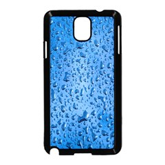 Water Drops On Car Samsung Galaxy Note 3 Neo Hardshell Case (Black)