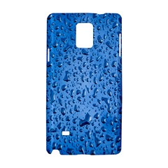 Water Drops On Car Samsung Galaxy Note 4 Hardshell Case
