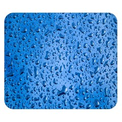 Water Drops On Car Double Sided Flano Blanket (small)