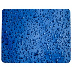 Water Drops On Car Jigsaw Puzzle Photo Stand (Rectangular)