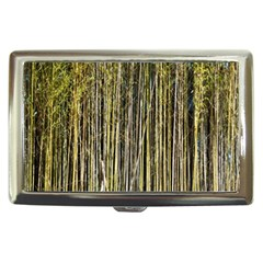 Bamboo Trees Background Cigarette Money Cases
