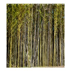Bamboo Trees Background Shower Curtain 66  x 72  (Large)