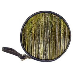Bamboo Trees Background Classic 20-CD Wallets